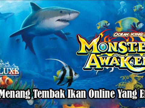 Trik Menang Tembak Ikan Online Yang Efektif